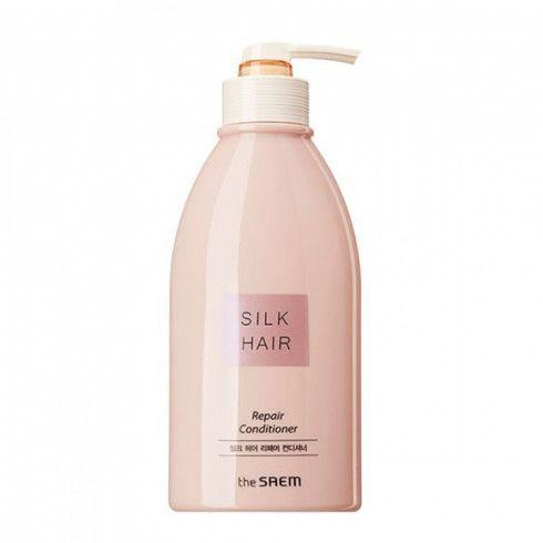 Кондиционер для волос с маслом арганы The Saem Silk Hair Repair Conditioner