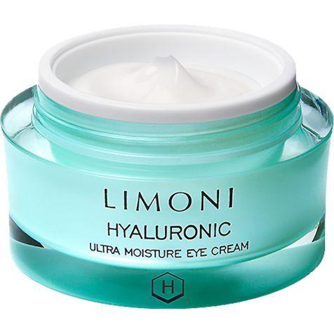 Ультраувлажняющий крем для лица с гиалуроновой кислотой Limoni Hyaluronic Ultra Moisture Cream