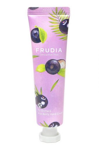 Питательный крем для рук c экстрактом ягод асаи Frudia My Orchard Acai Berry Hand Cream