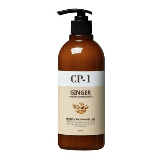 Восстанавливающий кондиционер для волос с экстрактом имбиря Esthetic House Ginger Purifying Conditioner