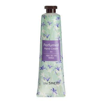Крем для рук парфюмированный The Saem Perfumed Iris Hand Cream