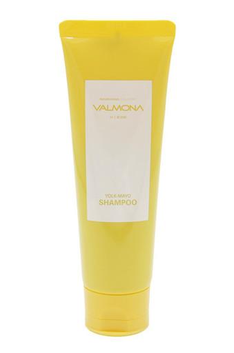 Питательный шампунь с протеинами Evas Valmona Nourishing Solution Yolk-Mayo Shampoo