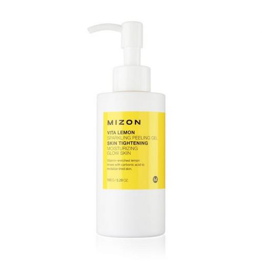 Витаминный пилинг-гель с лимоном Mizon Vita Lemon Sparkling Peeling Gel