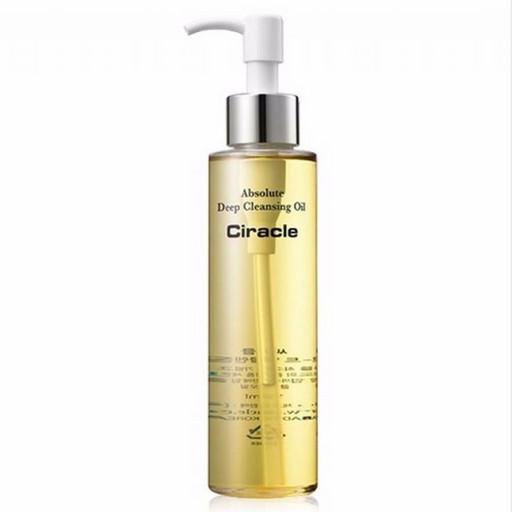 Лёгкое гидрофильное масло для глубокого очищения Ciracle Cleansing Absolute Deep Cleansing Oil