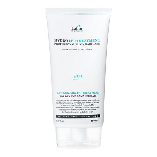 Увлажняющая восстанавливающая маска для волос Lador Eco Hydro LPP Treatment
