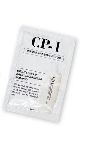 Пробник интенсивно питающего шампуня для волос с протеинами Esthetic House CP-1 Bright Complex Intense Nourishing Shampoo