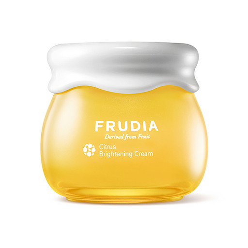 Крем-смузи с экстрактом мандарина для сияния кожи Frudia Citrus Brightening Cream