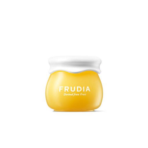 Крем-смузи с мандарином для сияния кожи Frudia Citrus Brightening Cream (мини-версия)