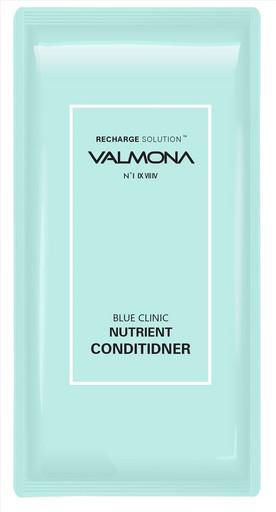 Пробник увлажняющего кондиционера с морской водой Evas Valmona Recharge Solution Blue Clinic Nutrient Conditioner