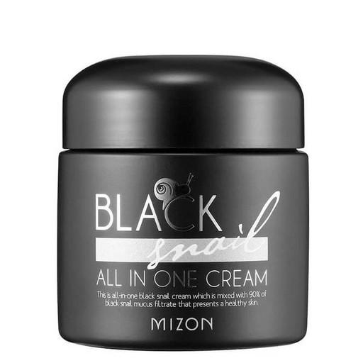 Крем премиум-класса с экстрактом черной улитки Mizon Black Snail All In One Cream
