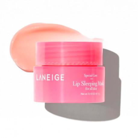 Ночная маска для губ с ягодами Laneige Lip Slepeeng Mask Berry Mini
