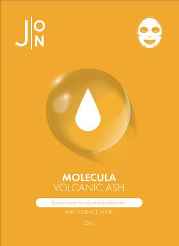 Тканевая маска для лица с вулканическим пеплом J:ON Volcanic Daily Mask Sheet