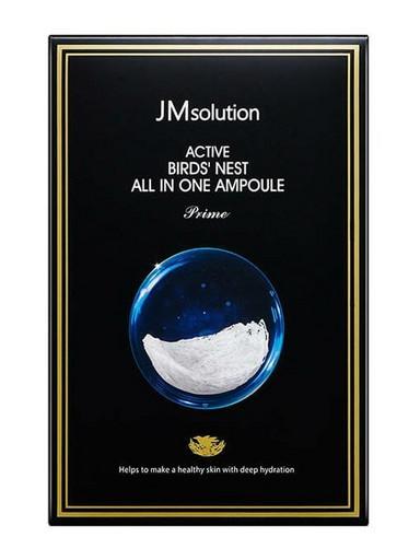 Сыворотка 3 в 1 с экстрактом ласточкиного гнезда JMsolution Active Bird's Nest All In One Ampoule Prime