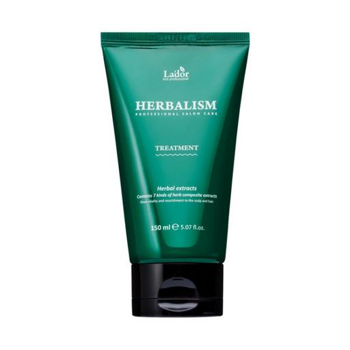 Маска для волос с аминокислотами и травяным комплексом Lador Herbalism Treatment