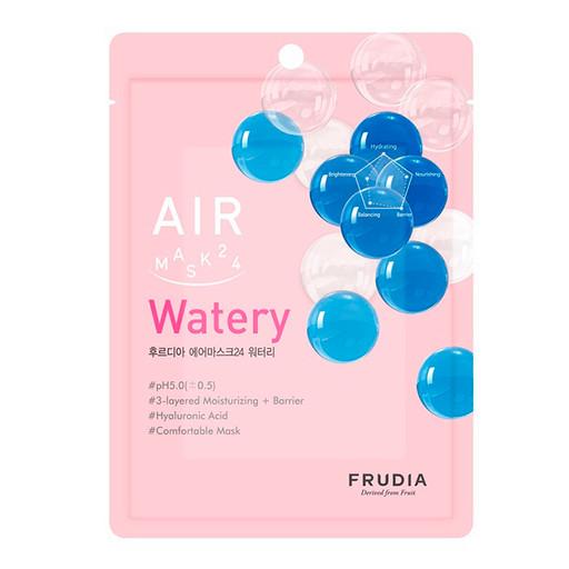 Воздушная тканевая маска для глубокого увлажнения Frudia Air Mask 24 Watery
