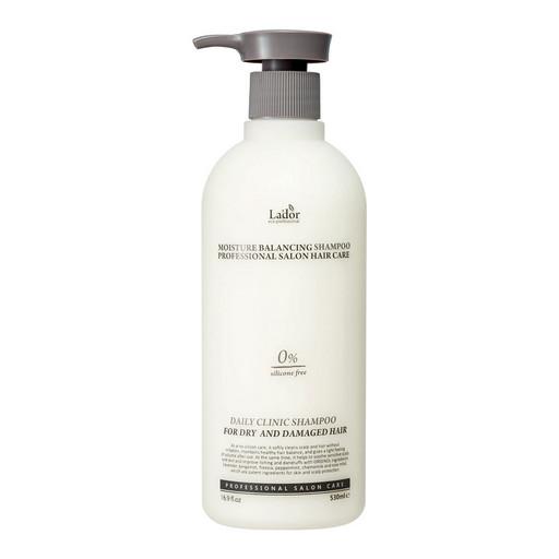 Профессиональный увлажняющий шампунь без силиконов Lador Moisture Balancing Shampoo