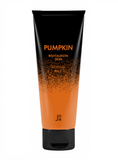Обновляющая ночная маска с тыквой J:ON Pumpkin Revitalizing Skin Sleeping Pack