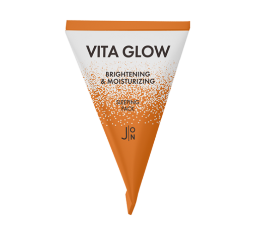 Ночная витаминная маска J:ON Vita Glow Brightening&Moisturizing Sleeping Pack