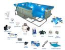 Запасные части, комплектующие для оборудования бассейна