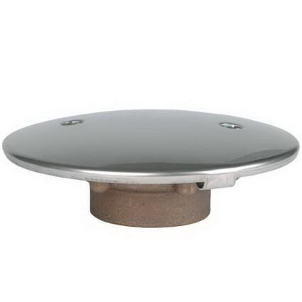 Донный слив Fitstar с верт подкл (2005020) бронза