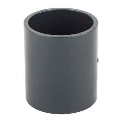 Муфта соединительная ПВХ 20 мм