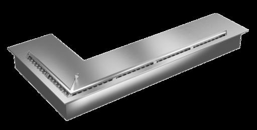 Прямоугольный контейнер ZeFire угловой 800 (ZeFire)