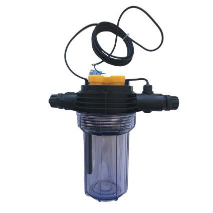 Колба AquaViva PSS 8-a для 3х электродов с датчиком протока
