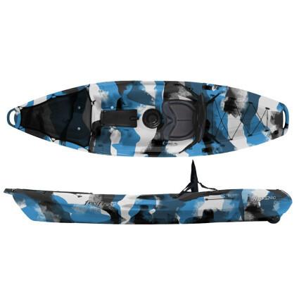 Каяк FeelFree Moken 12 Standard Navy Camo