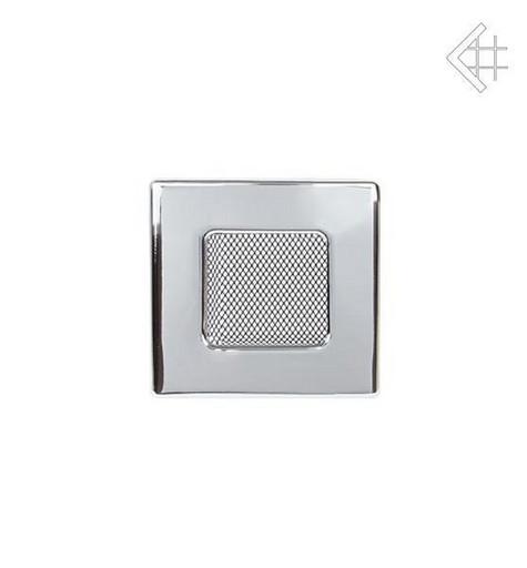 Вентиляционная решетка 11х11 никелированная