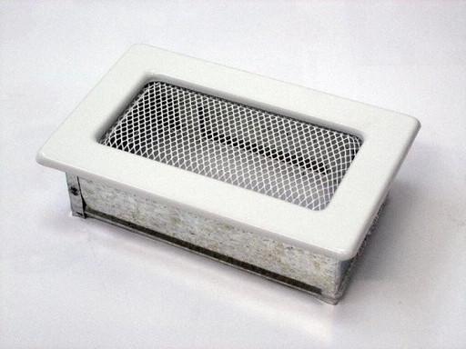 Вентиляционная решетка 11х17 белая