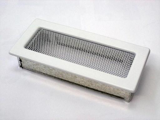 Вентиляционная решетка 11х24 белая