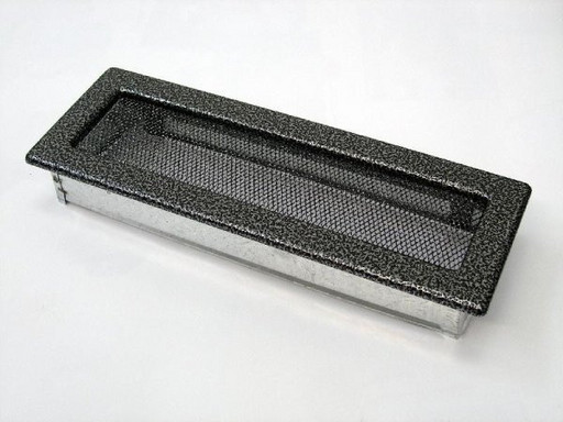 11х32 черная/хром пористая