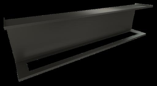 Встраиваемый торцевой очаг Standart 2000 (ZeFire)