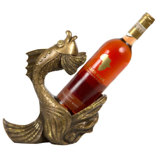 Подставка п/бутылку LM6002АВ Золотая рыбка