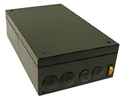 Контакторная коробка к п/управления, для печей HELO WE 4, 10,5-15 кВт.