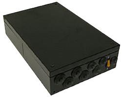 Контакторная коробка к п/управления, для печей HELO WE 5 18-26 кВт.