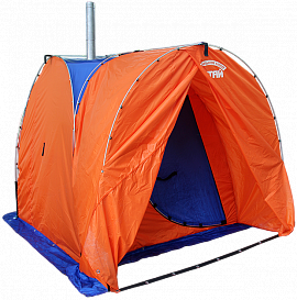 Палатка с тамбуром Алтай