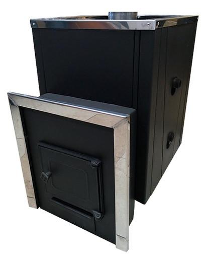 Банная печь Рада ПБ-3 (ТО) с теплообменником
