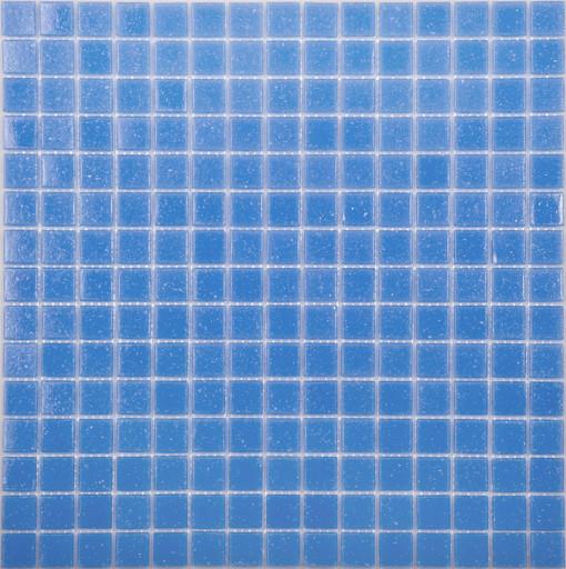 Мозаика AG03 стекло ср.синий (бумага)