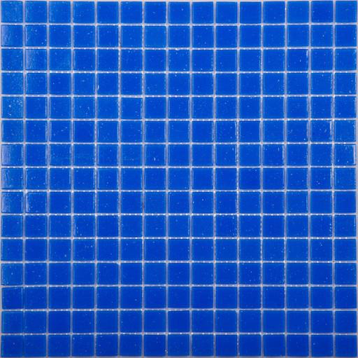 Мозаика AG02 стекло синий (бумага)
