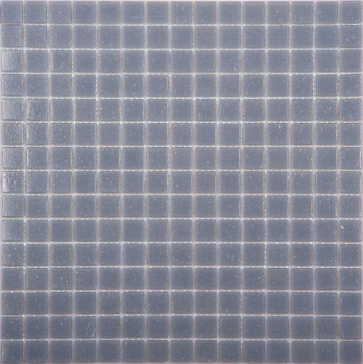 Мозаика  AD03 стекло св.серый (бумага)