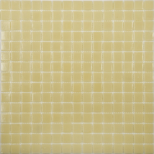 Мозаика AE06 стекло бежевый (бумага)
