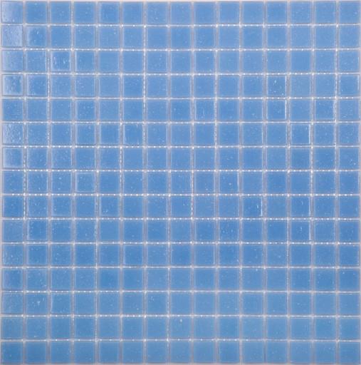 Мозаика AG04 стекло св.синий (бумага)