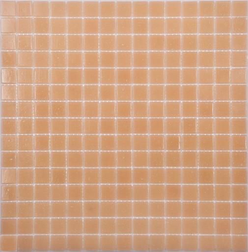 Мозаика AW11 стекло розовый (бумага)