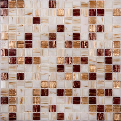 Мозаика MIX6 стекло (сетка)