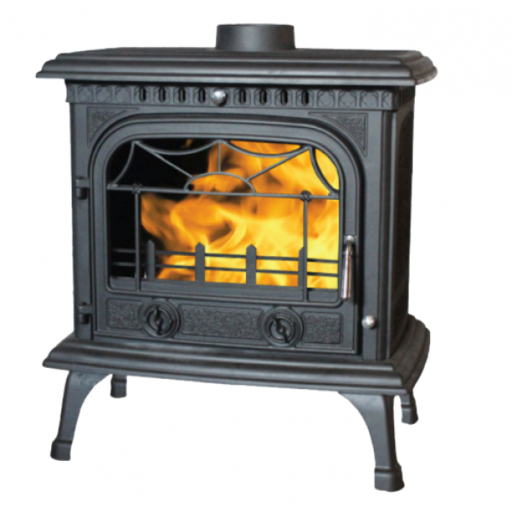 Печь-камин чугунная AOSTA