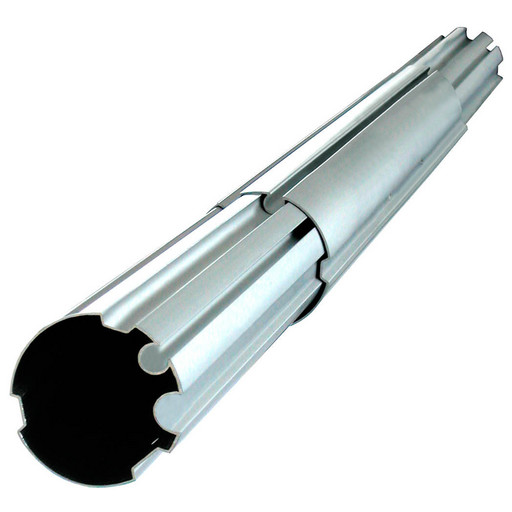 Комплект трехсекционных трубок 98 мм (490-645 см)