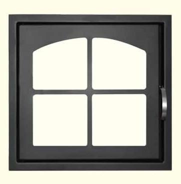 Дверь каминная ДК555-1К