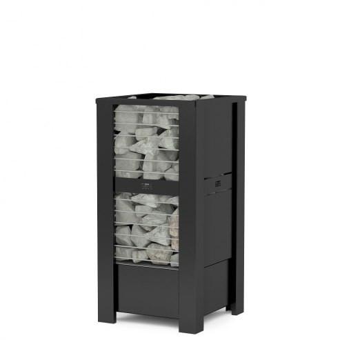 Электрические каменки GeoS QUADRO мощность от 6 до 18 кВт