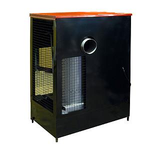 Печь отопительная на отработанном масле НТ 605 полуавтоматическая